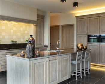 Kempenaers Arnaud - keuken in massief eik